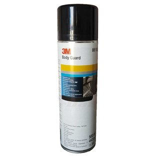 3M stone chip protection spray / flat structure black 500ml