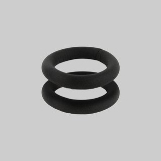 Sealing rings for oil cooler cover plate S Bj.69-71 2 pieces